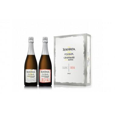 Taittinger Comtes de Champagne 2008 - Caisse bois de 6 bouteilles