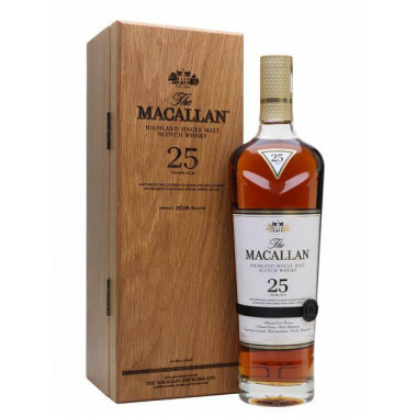 Whisky The Macallan (25 ans)