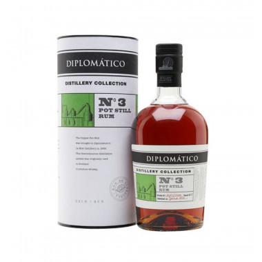 "Rhum Diplomatico ""Distillerie Collection"" N°3"